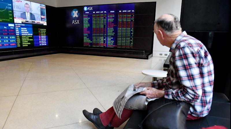 Aust shares close lower on broad weakness