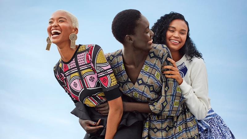 H&M Just Launched Its First Collab With a South African Designer