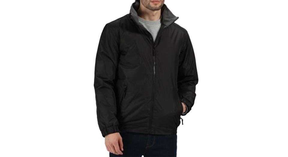 Men's Classic Bomber Waterproof Insulated Jacket