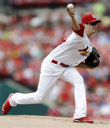 Cardinals helped by baserunning mistake, beat Mets