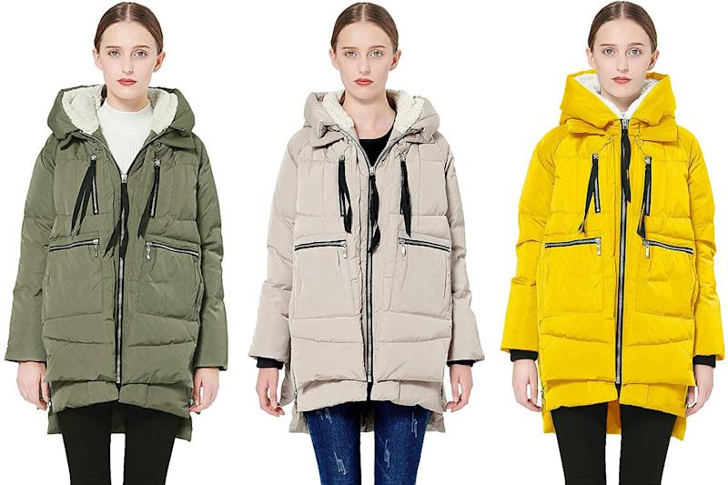 You Can Get the Viral 'Amazon Coat' for as Little as $107 Right Now
