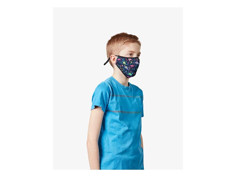 Vistaprint will be dispatching their masks from 28 May and are available for adults and kidsVistaprint