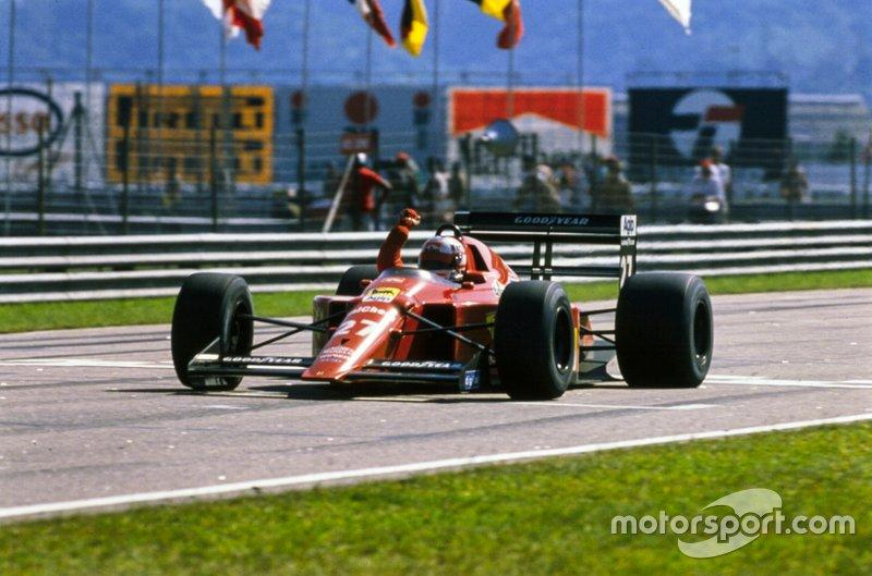 """Nigel Mansell<span class=""""copyright"""">Ercole Colombo</span>"""