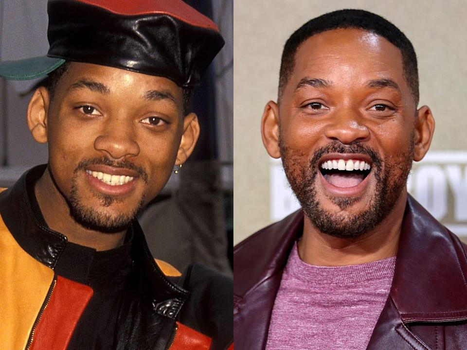 will smith actors in 20s
