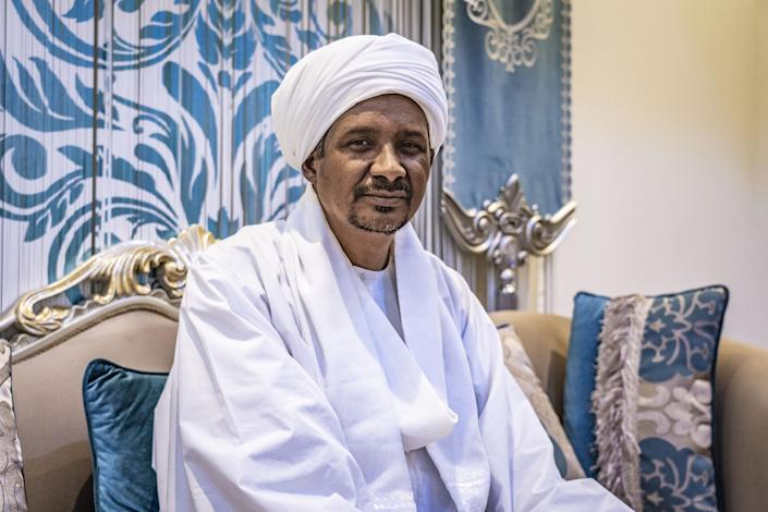 The general says his forces are protecting Khartoum and defending Darfur: Bel Trew