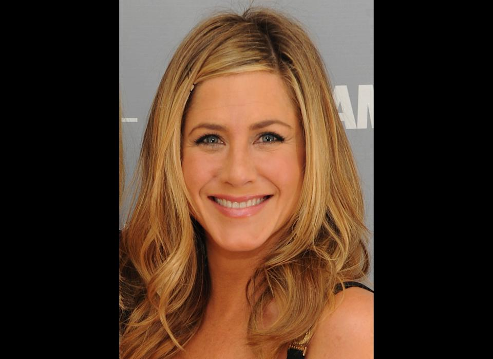 NEW YORK, NY - NOVEMBER 07:   Jennifer Aniston attends Glamour's 2011 Women of the Year Awards on November 7, 2011 in New York City.  (Photo by Dimitrios Kambouris/Getty Images for Glamour Magazine)