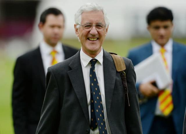 FILE PHOTO: Born on April 28, 1942: Mike Brearley, English cricketer