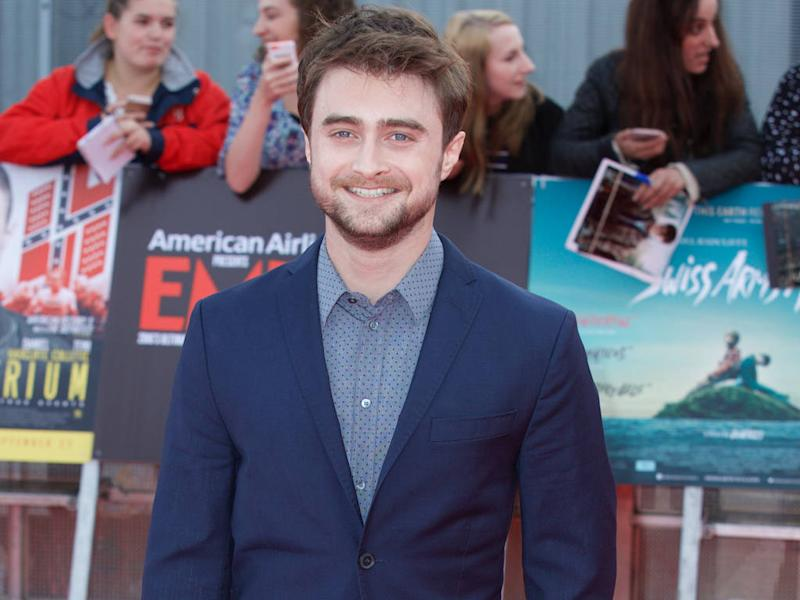 Daniel Radcliffe closer to Harry Potter crew members than castmates