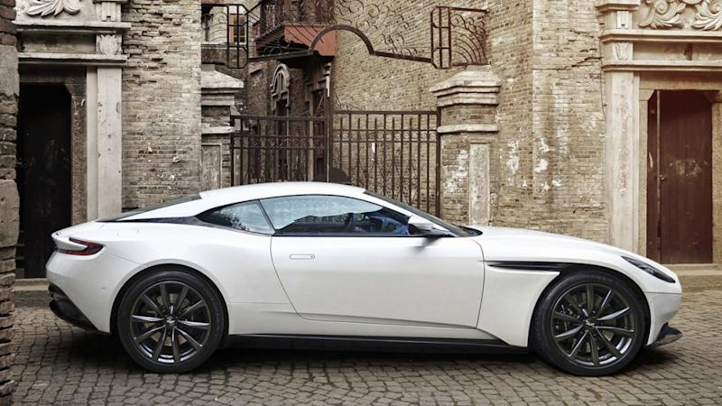 Aston Martin boss: record profits show