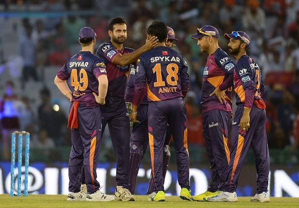CRICKET-T20-IPL-IND-PUNJAB-PUNE : News Photo