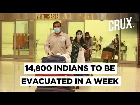 Emotional Return For Indians Stranded Abroad Due to COVID-19