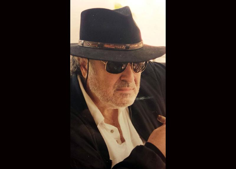 """This photo released by shows director Richard Sarafian. Sarafian, an influential film director whose 1971 countercultural car-chase thriller """"Vanishing Point"""" brought him a decades-long cult following, has died in California, his son said Saturday Sept. 21, 2013. (AP Photo/Sarafian Family)"""