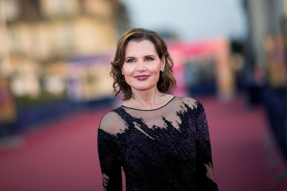 """We need to not only include diverse adults 50+ in our stories, but also show them having full lives in order to de-stigmatize the stereotypes around aging,"" says Geena Davis."