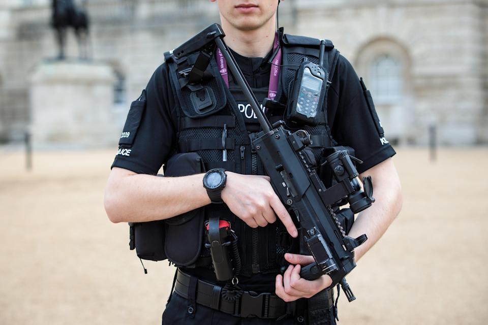 Despite 'good news' terrorism is falling, the threat it poses 'is very real',  Steve Killelea, executive chairman of the IEP, says (Jack Taylor/Getty Images)