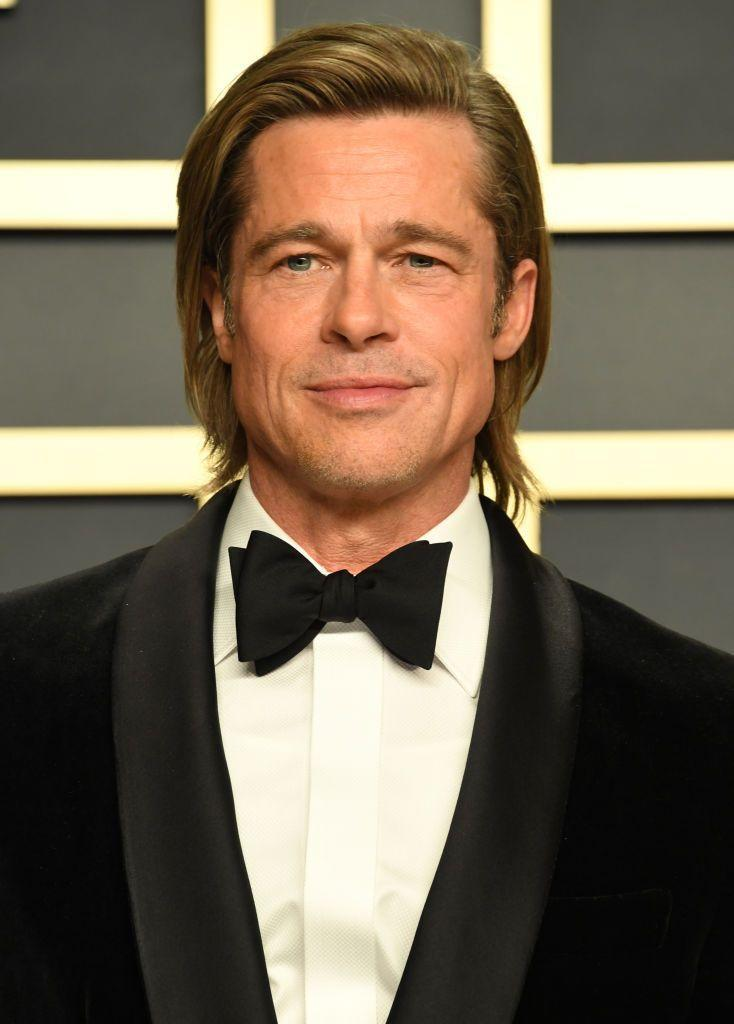 <p>Without his facial hair, it's easy to see how fans still swoon after thirty years in Hollywood.</p>