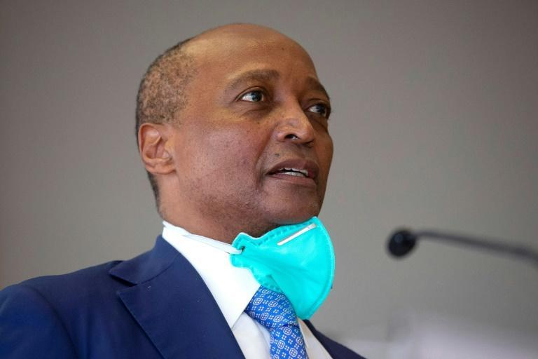 Billionaire South African businessman Patrice Motsepe was the sole candidate to become president of the Confederation of African Football under a FIFA-brokered deal