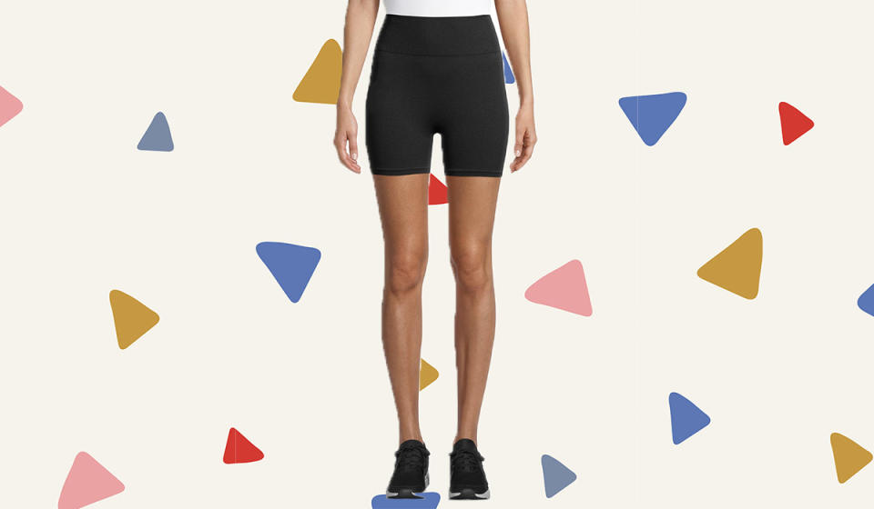 Be a lean, mean, hyper-toned bicycling enthusiast...or just look like one. (Photo: Walmart)