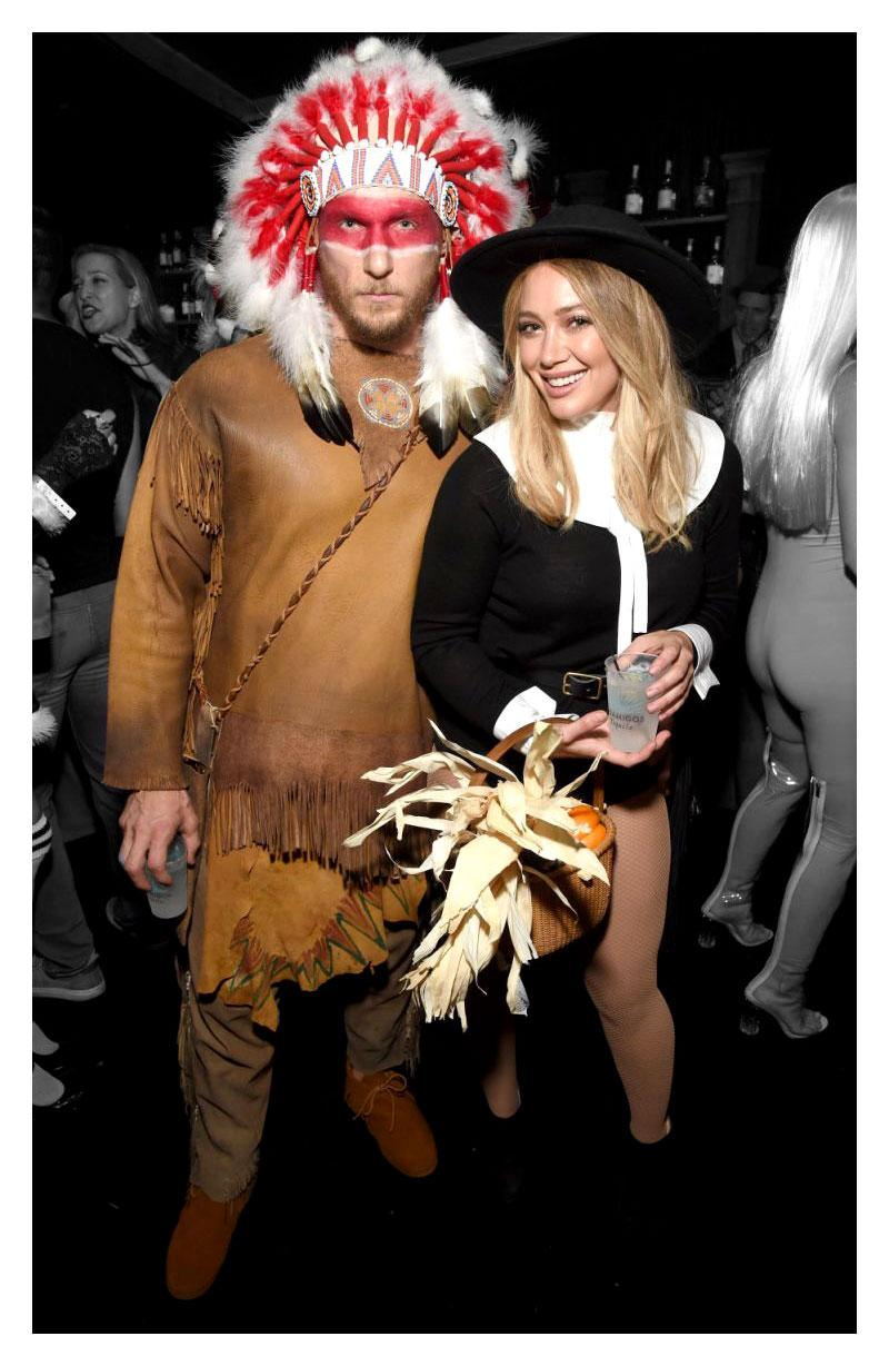 Hilary Duff and Her Boyfriend Apologise For Their Insensitive ...