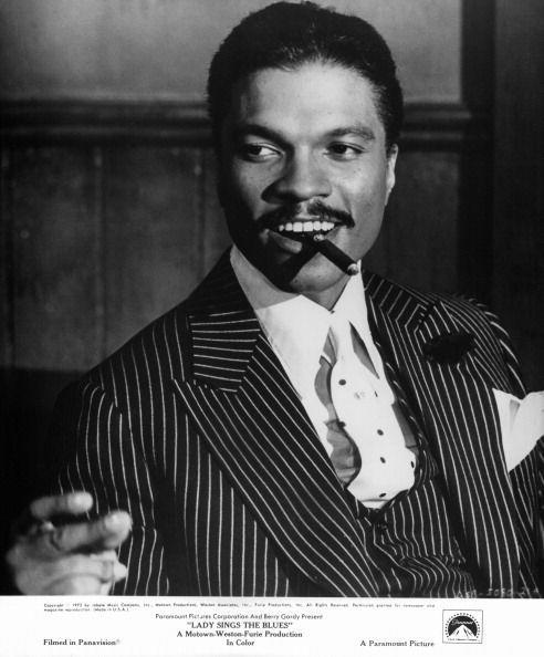 <p>Billy Dee Williams costarred in the hit movie <em>Lady Sings the Blues </em>with Diana Ross in 1972 and remained an on-screen constant throughout the '70s, with appearances in films like <em>Brian's Song </em>and <em>Mahogany.</em></p>