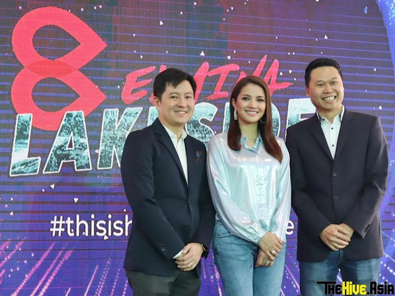 Westlife's Shane Filan, Fazura to share a stage in Malaysia