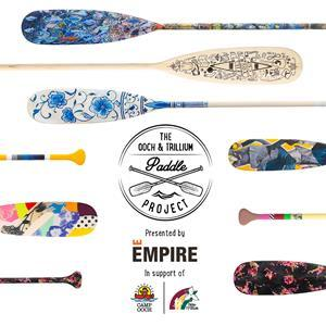 The Ooch & Trillium Paddle Project 2020 Presented by Empire Communities