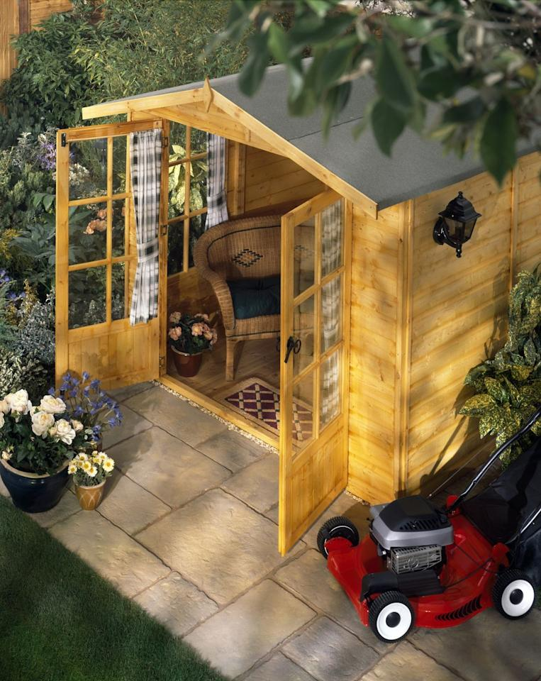 """<p>'Building regulations do not normally apply to outbuildings, such as an outdoor office or summer house, if the floor area of the building in less that 15 meters squared and the building is not used for sleeping. These same rules apply to sheds, greenhouses and garages,' say the experts at Compare the Market.</p><p>'If the building is between 15 and 30 square meters and contains no sleeping accommodation you still may not need to apply for building regulations. However, it is always best to check your project with the local authorities as architectural drawings may need to be submitted.'</p><p>• View the <a href=""""https://www.crownpavilions.com/housebeautiful/?utm_source=housebeautiful.com/uk&utm_medium=referral&utm_campaign=cp-hearst&utm_content=article"""" target=""""_blank"""">House Beautiful Signature Collection of garden rooms by Crown Pavilions</a>.</p>"""