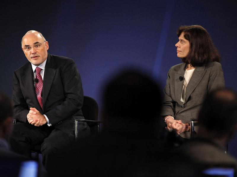 Ex-HP CFO Expected to Be Fired for Objecting to Autonomy Deal