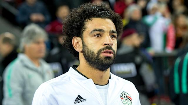 Mohamed Salah is expected to recover from his shoulder injury in time for Egypt's World Cup opener against Uruguay.