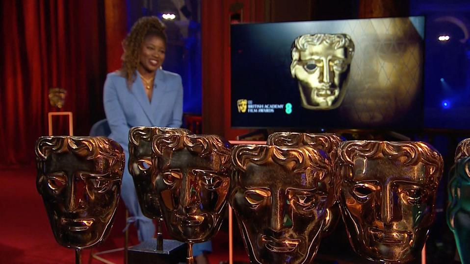 <p>Amfo hosted the first night of the awards on Saturday</p> (AFP)