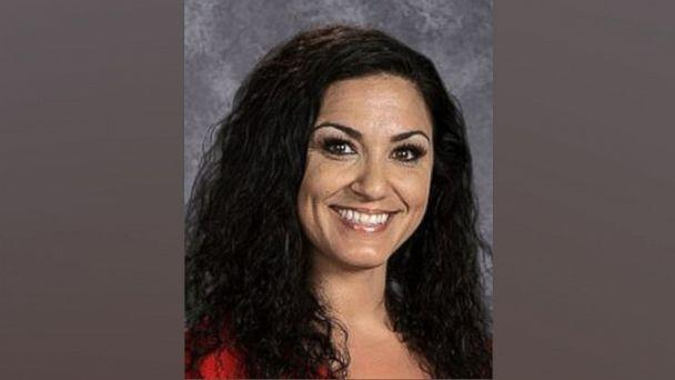 PHOTO: Jennifer Parks, one of the people killed in Las Vegas after a gunman opened fire, Oct. 1, 2017, at a country music festival. (Anaverde Hills School)