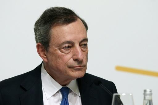 ECB President Mario Draghi has steered the central bank into uncharted territory as a result of the financial crisis