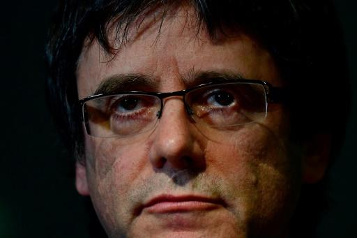 Former Catalan separatist leader Carles Puigdemont isn't happy that the logo of a brand of dry-cured ham looks like him