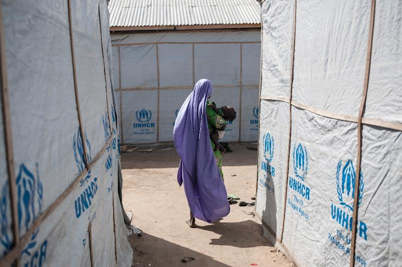 People forced by Boko Haram from their homes have frequently accused Nigerian authorities of corruption and poor aid management