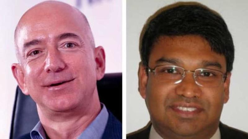 Bezos remembers his Lankan friend who helped him with algebra