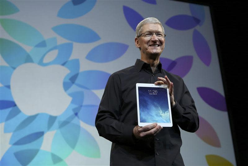 APPLE LANCE L'IPAD AIR