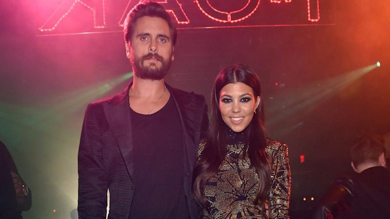 Kourtney Kardashian Reveals How She'd React if Scott Disick and Sofia Richie Got Engaged