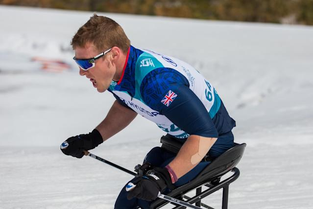 Winter Paralympics: Meenagh in confident mood ahead of final PyeongChang push