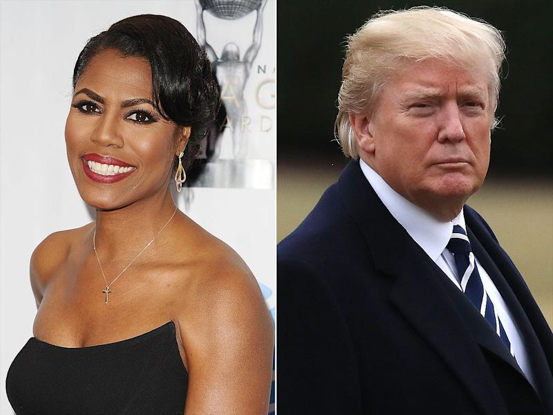 Omarosa Talks Trump's Tanning, Diet Coke Daily Routine