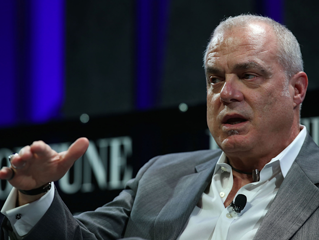aetna ceo mark bertolini
