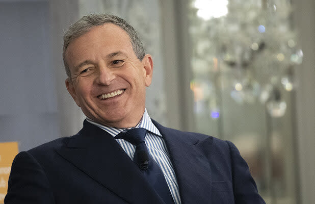 Bob Iger Teases More Theatrical Releases May Go Directly to Disney+