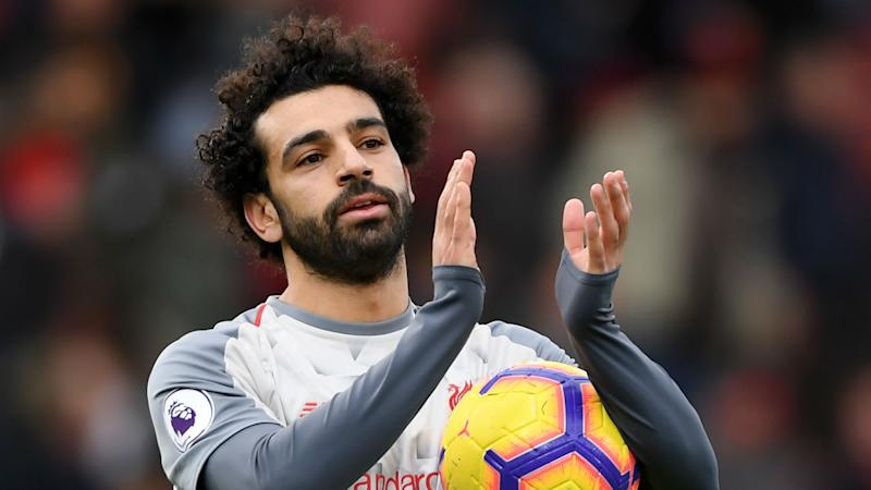 Liverpool forward Salah carries a nuclear threat to Man Utd, admits Mourinho
