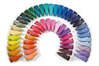 <p>You know that dilemma when they have that sneaker style you want but not in the shade you wanted. Well, Pharrell and Adidas made that a thing of the past by bringing out fifty, yes fifty colourways in their Originals Supercolour Superstar Collection and we were all very grateful. [Photo: Adidas] </p>