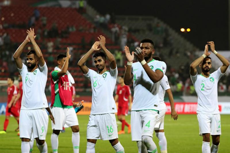 Formidable Saudi Arabia Thrash North Korea, Open in Style at Asian Cup