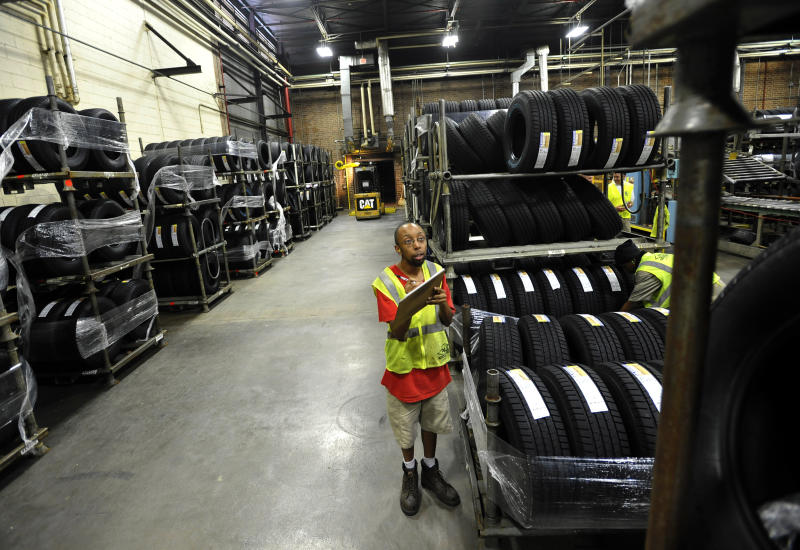 US factory orders rose 2.8 percent in July