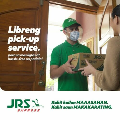 how to use jrs express - jrs express pick up service