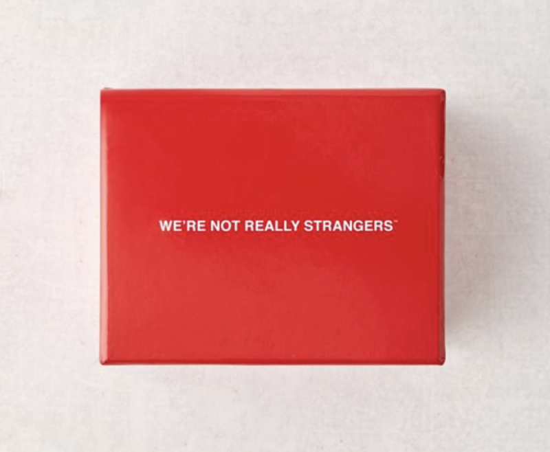 We're Not Really Strangers Card Game (Credit: Urban Outfitters)