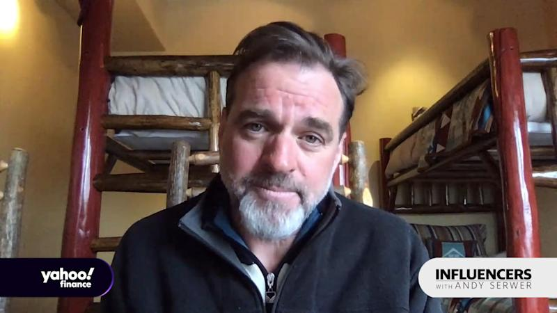 """Niall Ferguson, a senior fellow at the Hoover Institution at Stanford University, joins """"Influencers with Andy Serwer."""""""