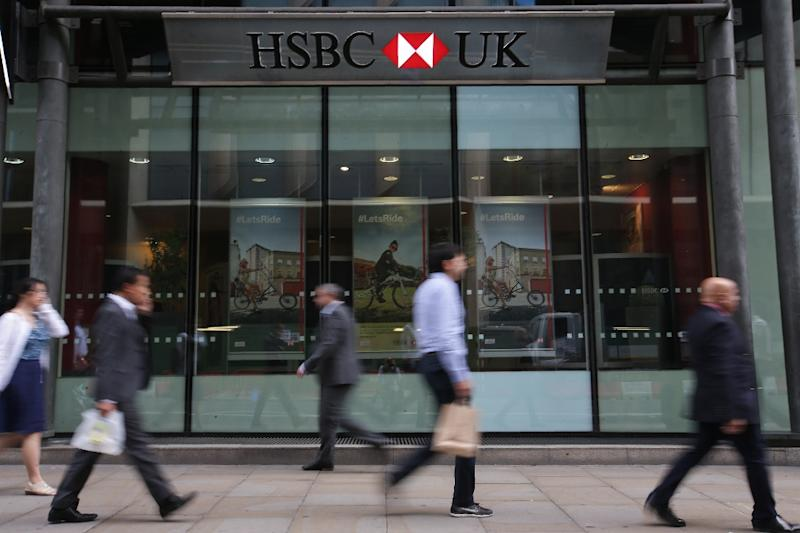 Fed. Reserve Fines HSBC $175 Million Over Forex Practices