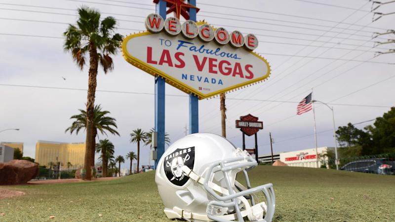 Las Vegas Raiders formally announce name change, dropping Oakland