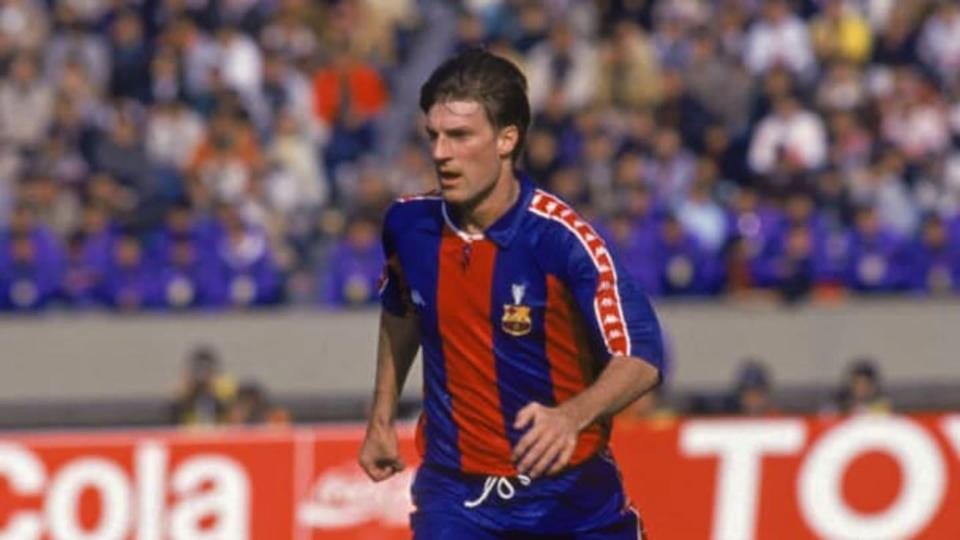Michael Laudrup, Barcellona | Shaun Botterill/Getty Images